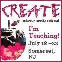 I'm Teaching at CREATE in New Jersey