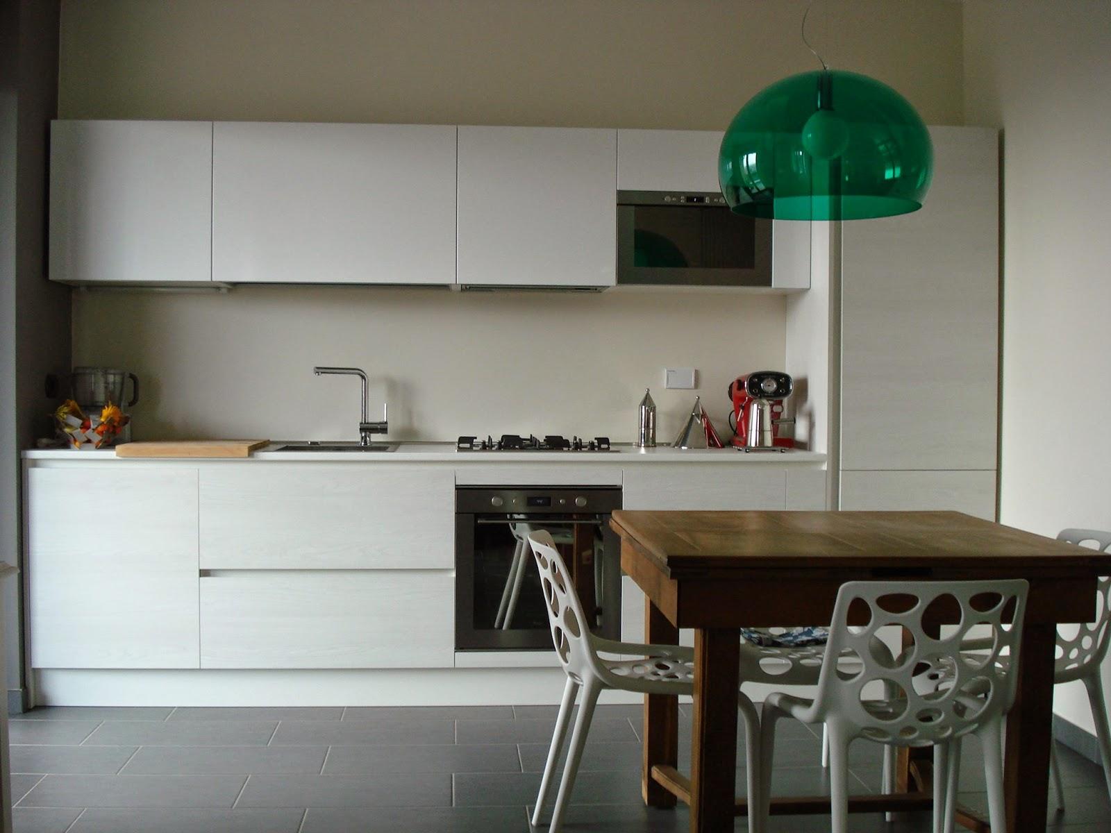 Loft abitare semplicit e funzionalit - Mobile per incasso forno e piano cottura ...
