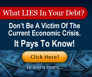 Learn How To Not Be A Victim Of The Current Economic Crisis