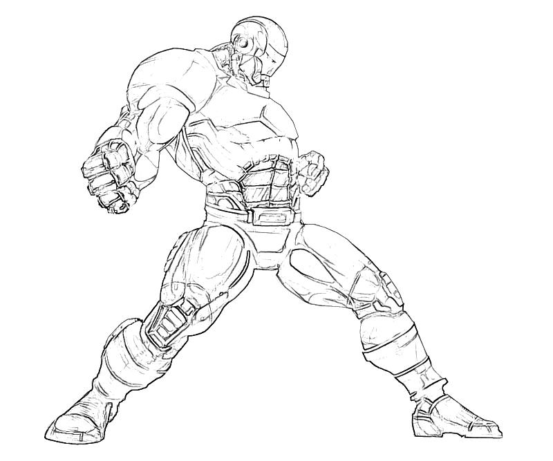 Nfl Robot Coloring Pages