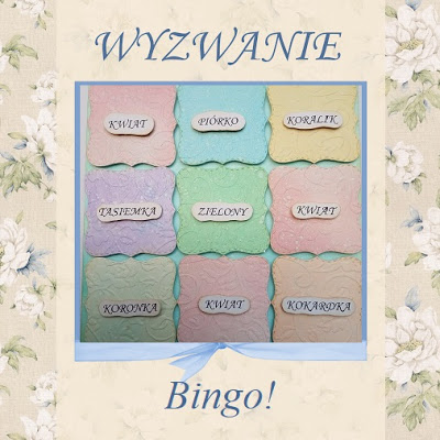 I miejsce Wyzwanie Bingo