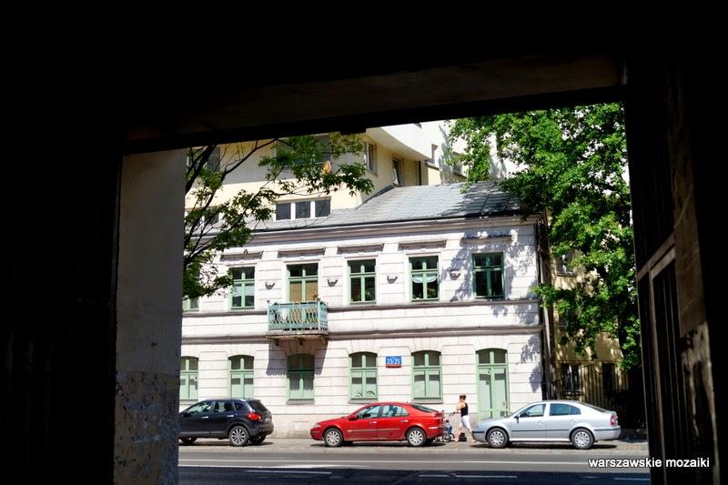 kamienica ulica Praga
