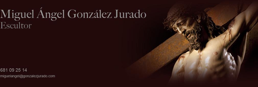 Miguel Angel González Jurado escultor
