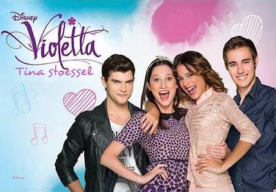 Violetta - Violetta udaje Ludmiłę (odc. 63) - YouTube