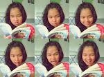 w/ raditya dika's book