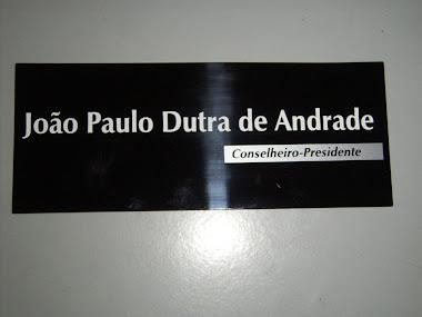 PLACAS DE PATRIMÔNIO COMERCIAS EM ACM C/ LETRA CAIXA ANDRADE ADM SANTOS-SP