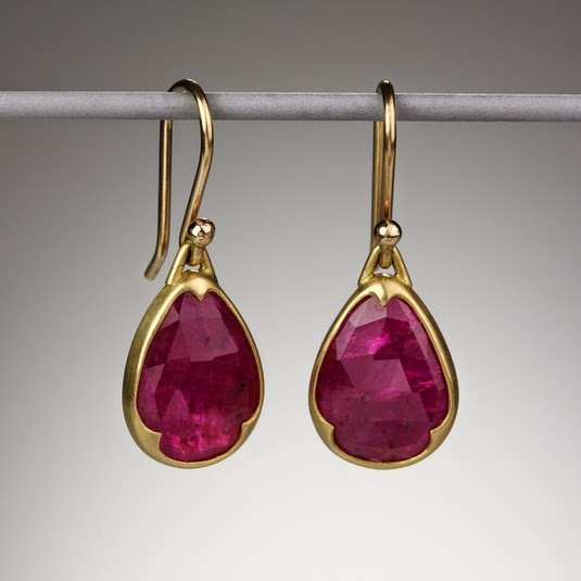 http://quadrumgallery.com/jewelry/product/pear-shaped-ruby-earrings