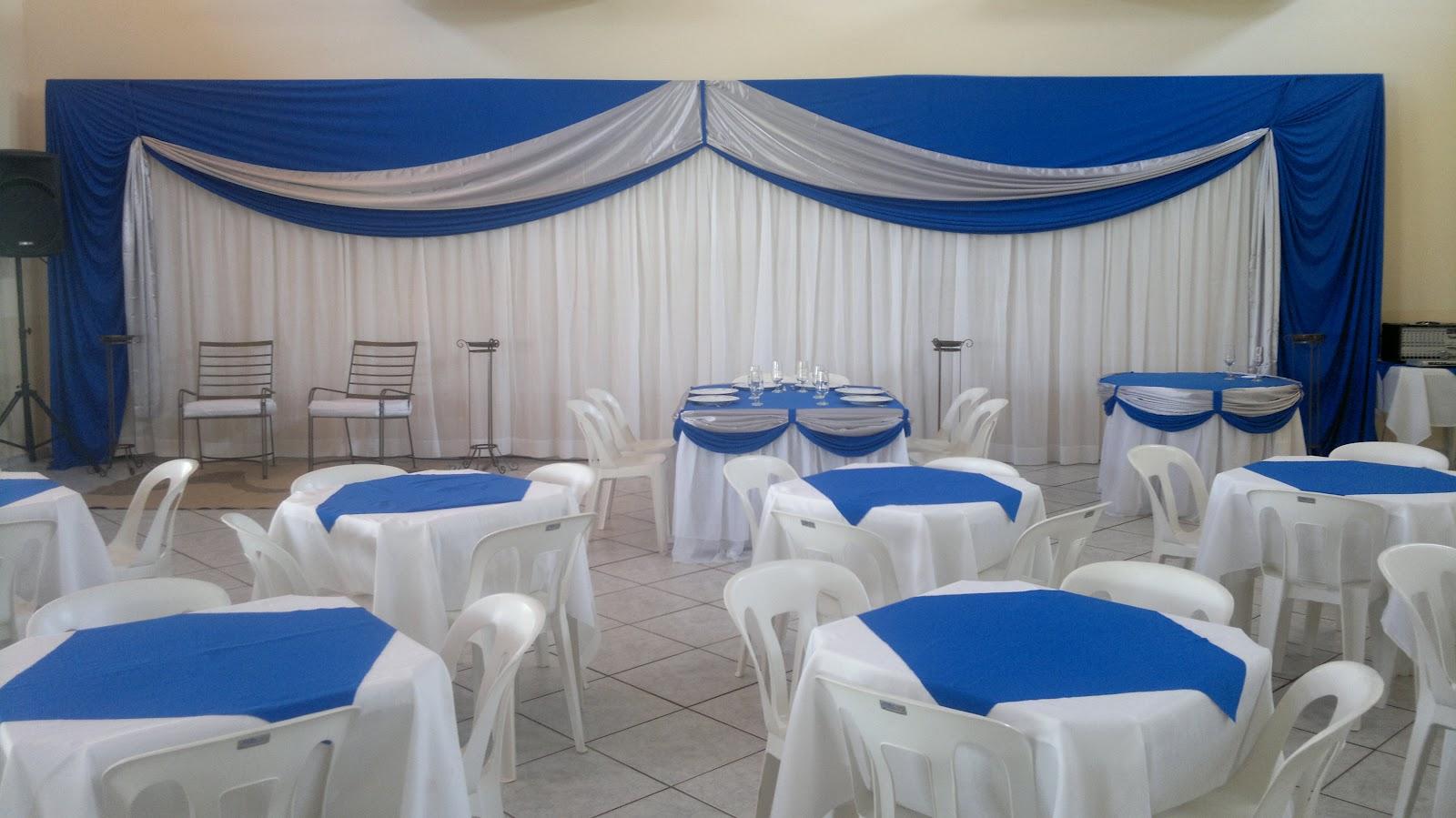Festol u00e2ndia Icaraíma PR Casamento Azul e Prata