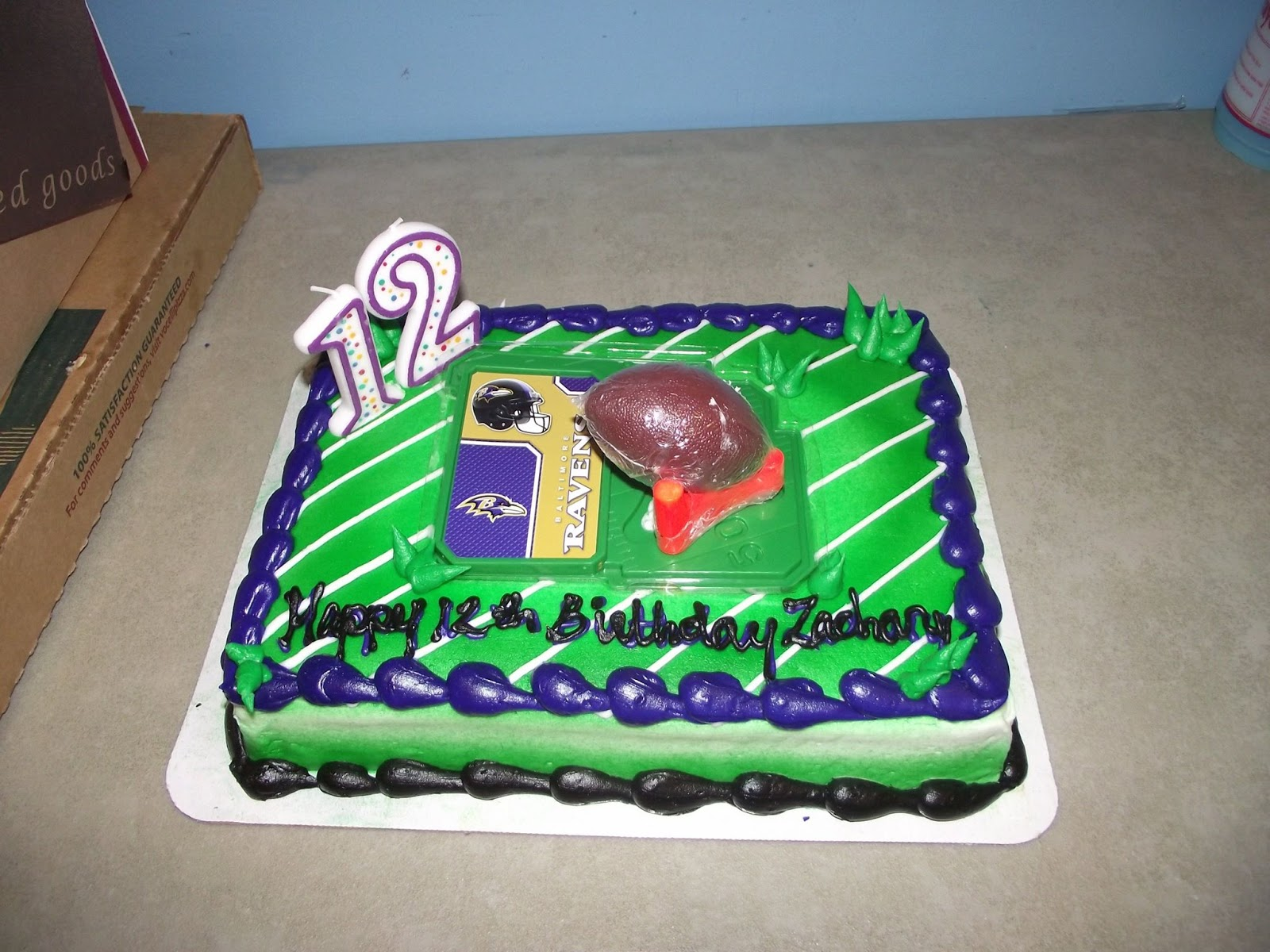Ink in the Name of Love: Football Themed Birthday Party