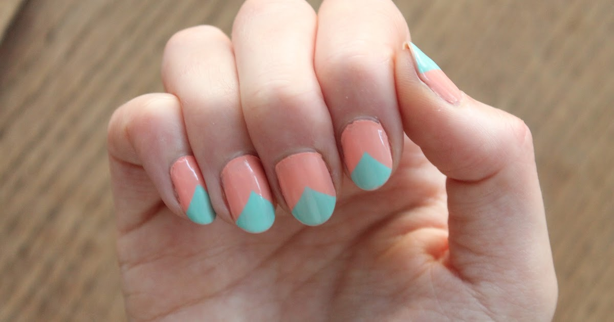 nail design - little pony
