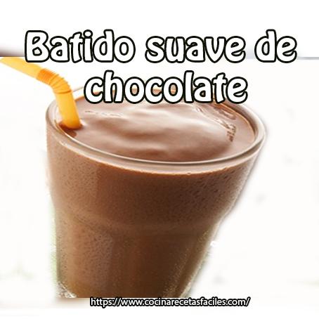 fresas cacao, leche, stevia