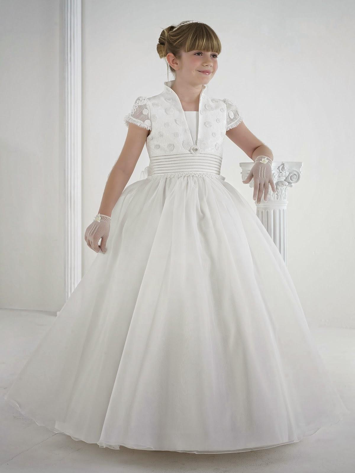 Vestidos de Niñas y Ropa para Niños: Vestidos de primera Comunion 2014