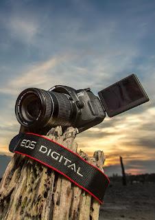 Canon EOS 650D camera, Canon EOS, HDR Backlight
