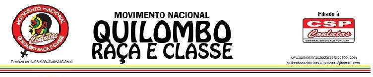 Quilombo Raça e Classe Maranhão