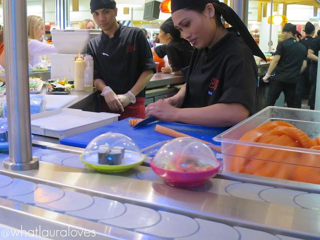 Selfridges Trafford Centre Foodhall Event