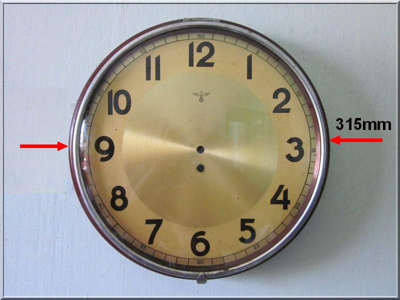 Arrow dalam gambar tu ialah dimension ukuran diameter casing ...