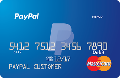 Card Credit Merchant Paypal