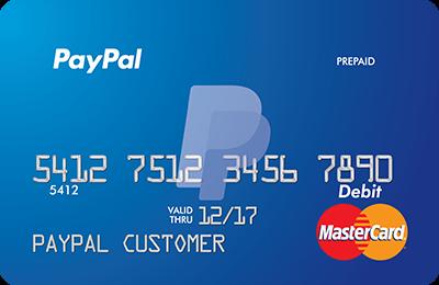Card Credit Merchant Paypal