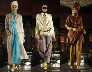 Trend Busana Muslim 2011