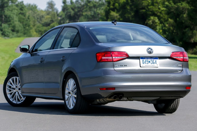 2016 NExt Volkswagen Jetta Generation back view