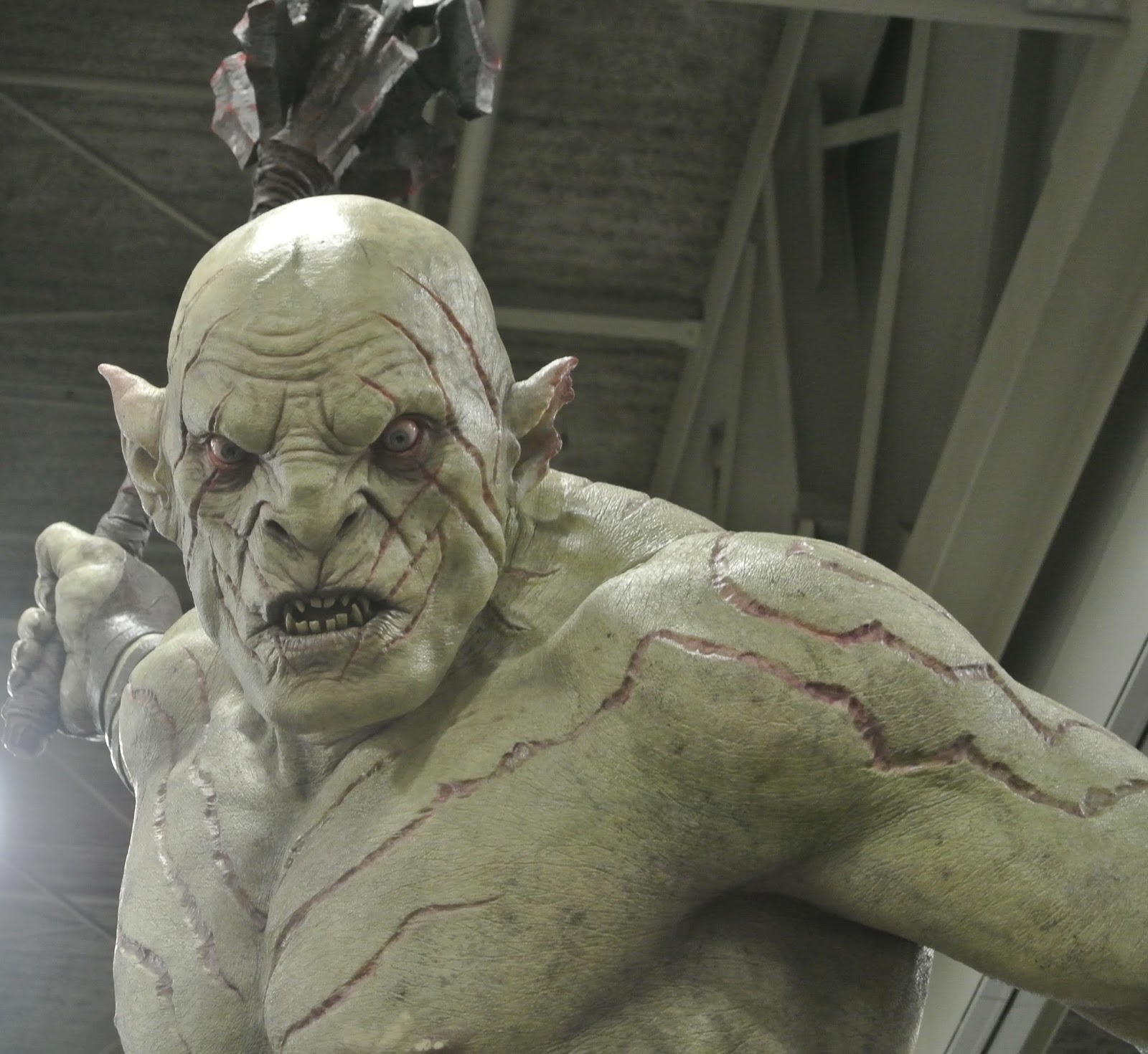 Orcs are the toughest mothers in RPGs. So why arent Orcs