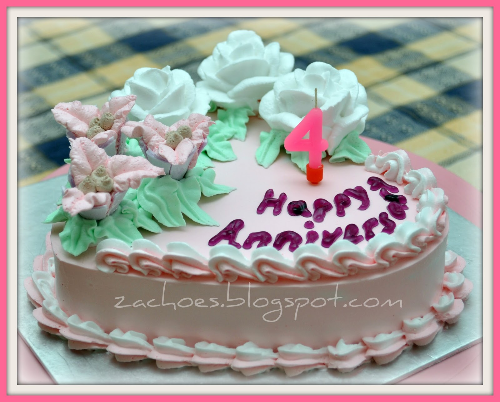Resepi Kek Sponge Vanila dan Hari-hari Istimewa