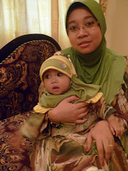 my sister in-law with darwisyah!!!