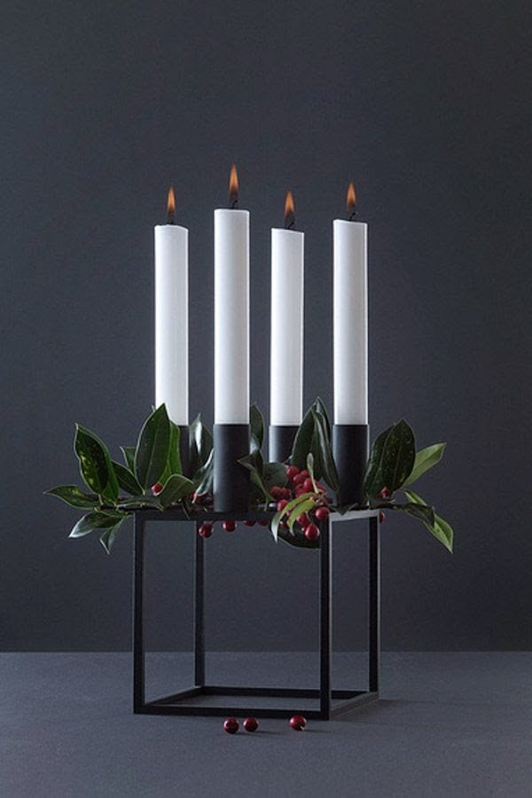 Kubus 4 adventh wreath