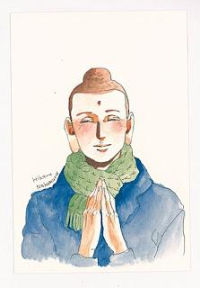 Saint Onii san Hikaru Nakamura subasta