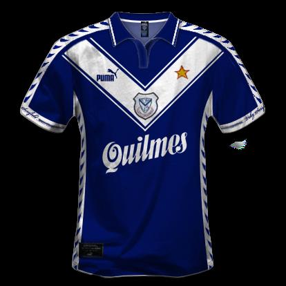 Camisetas Viejas de Futbol Argentino