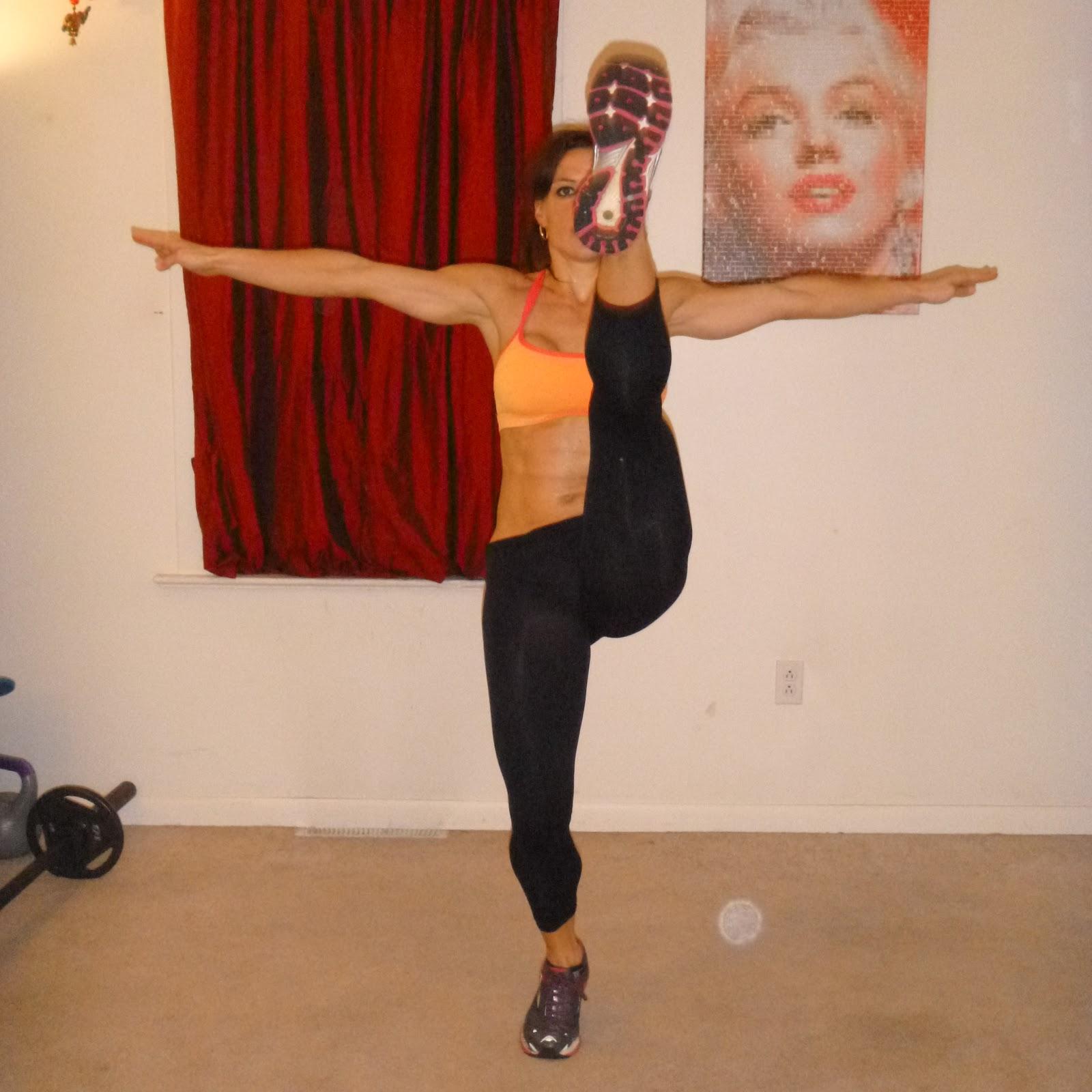 melissa bender fitness: hot halloween workout