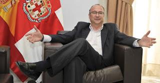 Luis Rogelio Rodríguez-Comendado, alcalde, almería