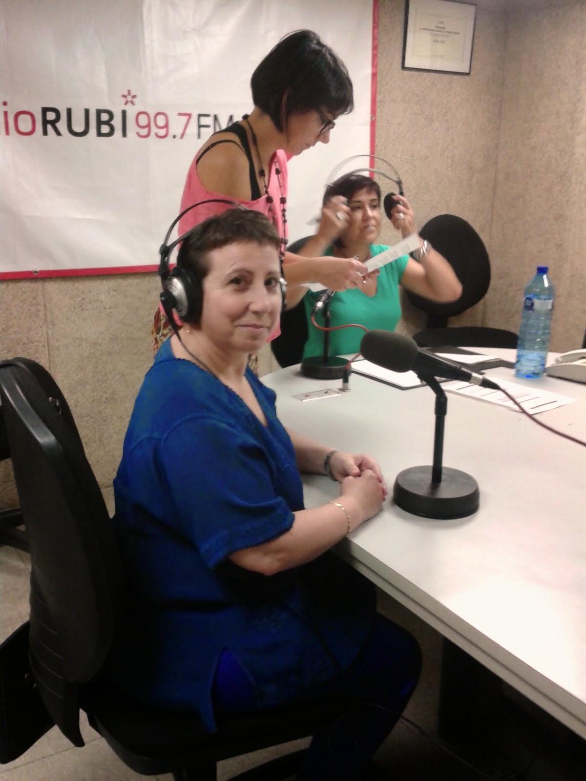 Entrevista en Rubí Al Día