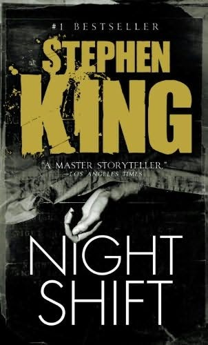 Too Much Horror Fiction Stephen King Paperback Covers