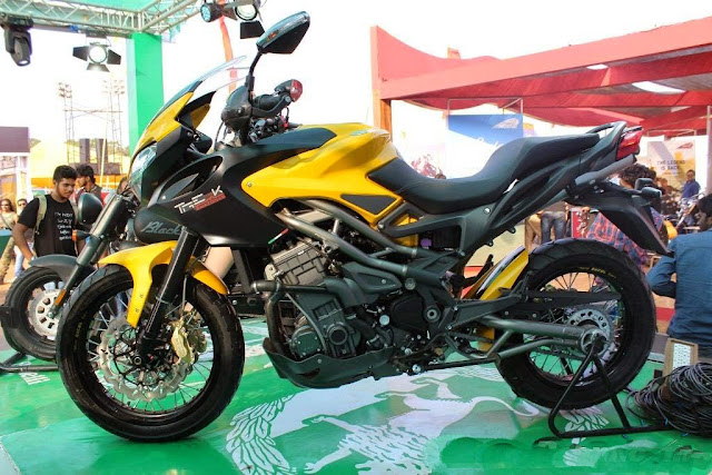 New Benelli TRe-K Amazonas 1130 Launching In 2016