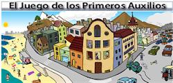 JUEGO PRIMEROS AUXILIOS