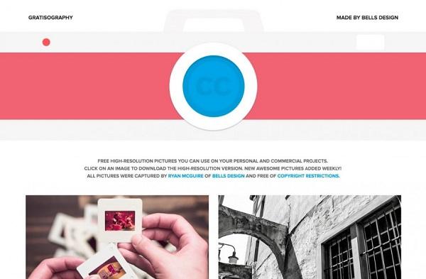 Situs Penyedia Gambar Gratis Gratisography