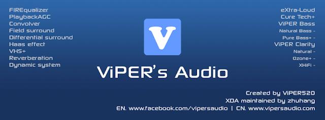 Cara Install Viper4Android
