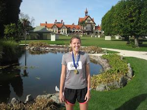 Rotorua NZ Marathon=2011