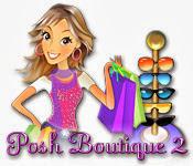 เกมส์ Posh Boutique 2