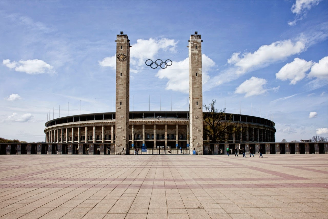 Inilah Tempat Final Liga Champions 2014/2015 Olympiastadion Berlin