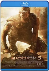 Download Riddick 3 Dublado RMVB + AVI Dual Áudio BDRip + 720p Bluray Torrent