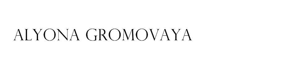 Alyona Gromovaya