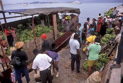 People in Saint Martin Island