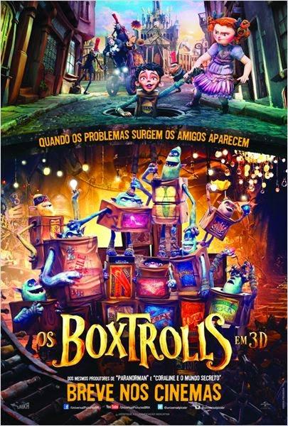 Os Boxtrolls   BDRip AVI Dual Áudio + RMVB Dublado