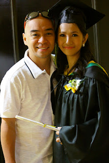 Wally Bayola and wife Riza Ruen Bayola