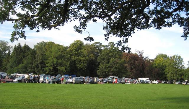 Thursday Car Boot Sale Nottinghamshire