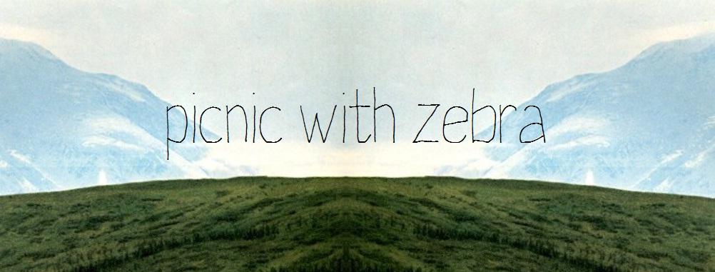 PICNIC WITH ZEBRA