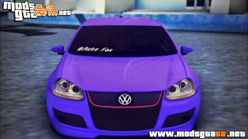 SA - VW Golf Mk5 GTI Turkish Tunado