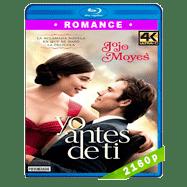 Yo Antes de Ti (2016) 4K Audio Dual Latino-Ingles